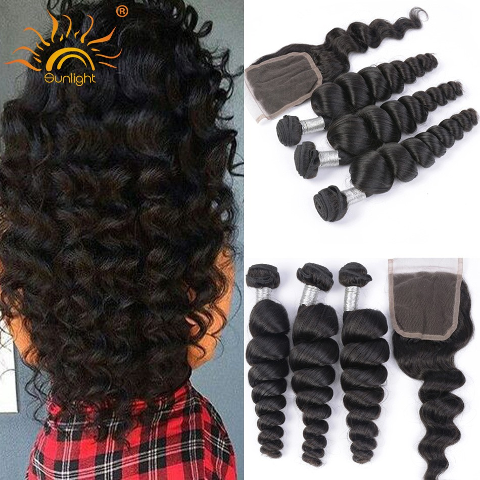 7A-Brazilian-Loose-Wave-With-Closure-3-Bundles-Virgin-Hair-With-Lace-Closure-Human-Hair-Weft