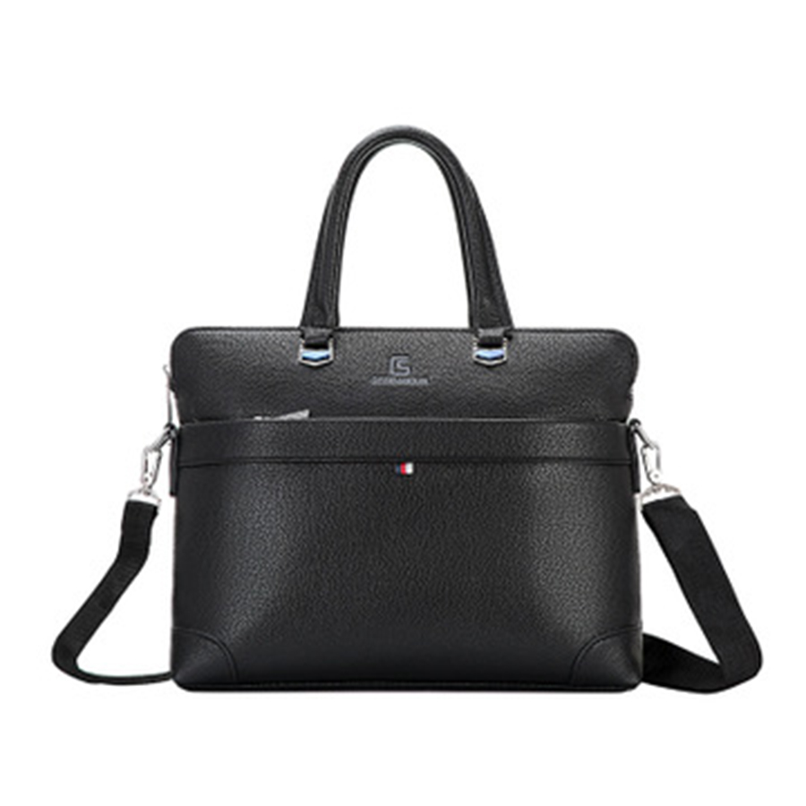 Messenger Bag Fashion Briefcase Laptop Male Lawyer Business Computer Bag Handbag Men bolsa executiva masculina Man Bag 50GWB05(China)