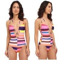 2016 Swimwear Brazilian Summer Style Sexy Swimsuit Swimwear Micro Mini Bikini Beach Bandage Mesh Maillot De