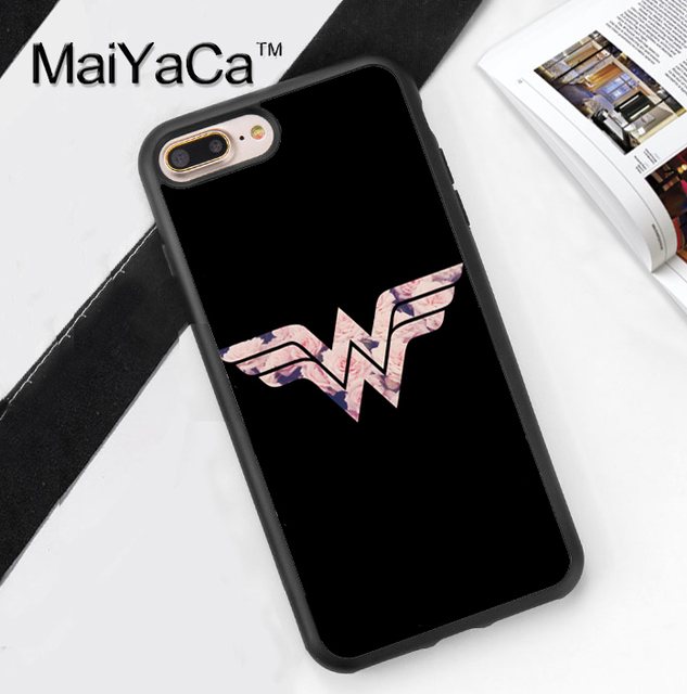 coque wonder woman iphone 7