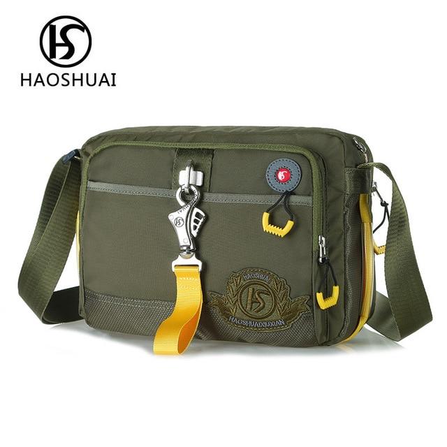 Модный дизайн с карманами Кошелек Дорожная сумка для мальчиков маленькая  сумка через плечо сумки для мужчин f6b78673741