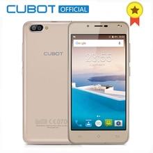 Радуга 2 5.0 Дюймов HD MTK6580A CUBOT Quad Core Смартфон 1 ГБ RAM + 16 ГБ ROM Сотовый Телефон Двойная камера Android 7.0 Мобильный Телефон телефон