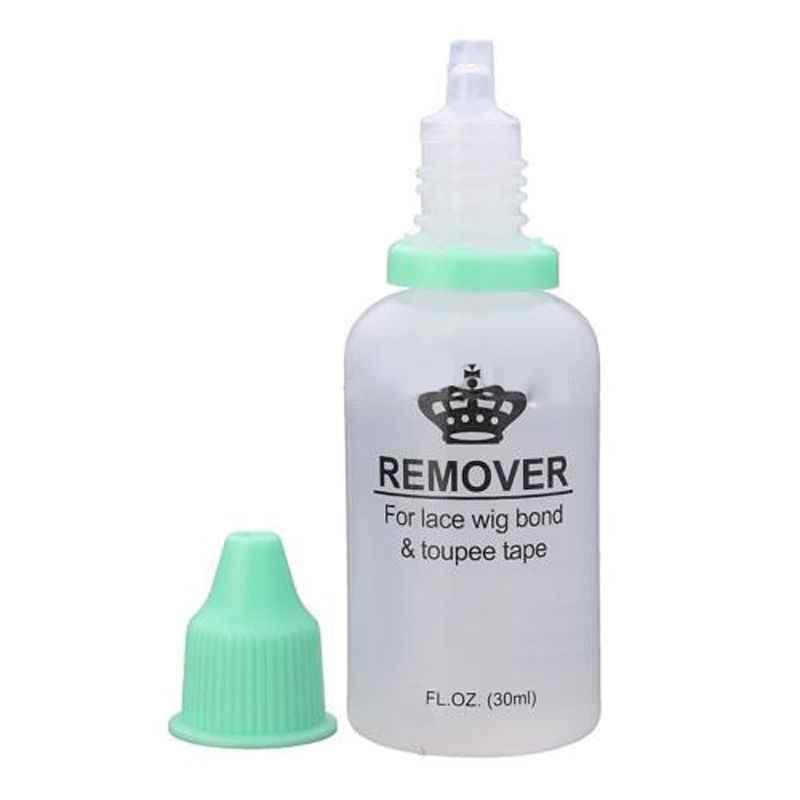 1/2 бутылка 30 мл для удаления клея клейкая лента для удаления двухстороннего клея для фронтальной кружевной Машинка для удаления катышков средство для наращивания волос