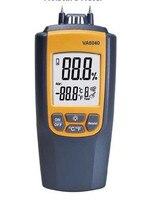 Лидер продаж высокой точности Портативный измеритель влажности va8040 Дерево Строительные материалы влажность цифровой измерительный прибо