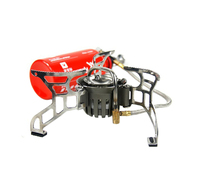 Bulin Camping Stove Gas Stove Outdoor Cooking Burner BL100 T4