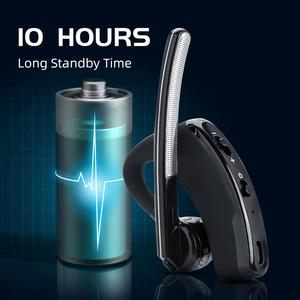 Image 4 - Baofeng Walkie Talkie Headset PTT Wireless Bluetooth Earphone for Two way Radio K Port Wireless headphone for UV 5R 82 8W 888s