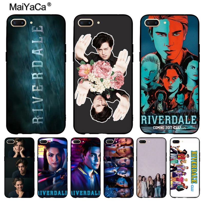 Us 1 39 30 Off Maiyaca Hot Tv Show Riverdale Diy Cell Phone Protective Case For Oppo R9 R9s R11 Plus Casefor Vivo X9 Plus X20 In Half Wrapped Cases