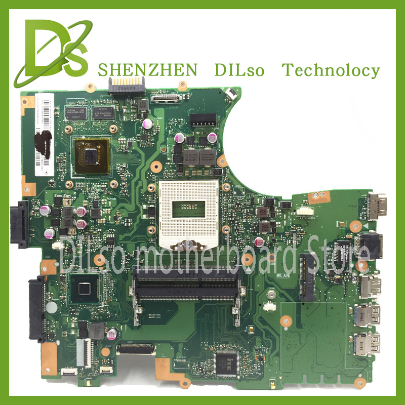 цена на KEFU PU551JA motherboard fit for ASUS PU551JA PU551J PU551 laptop motherboard original mainboard Test notebook