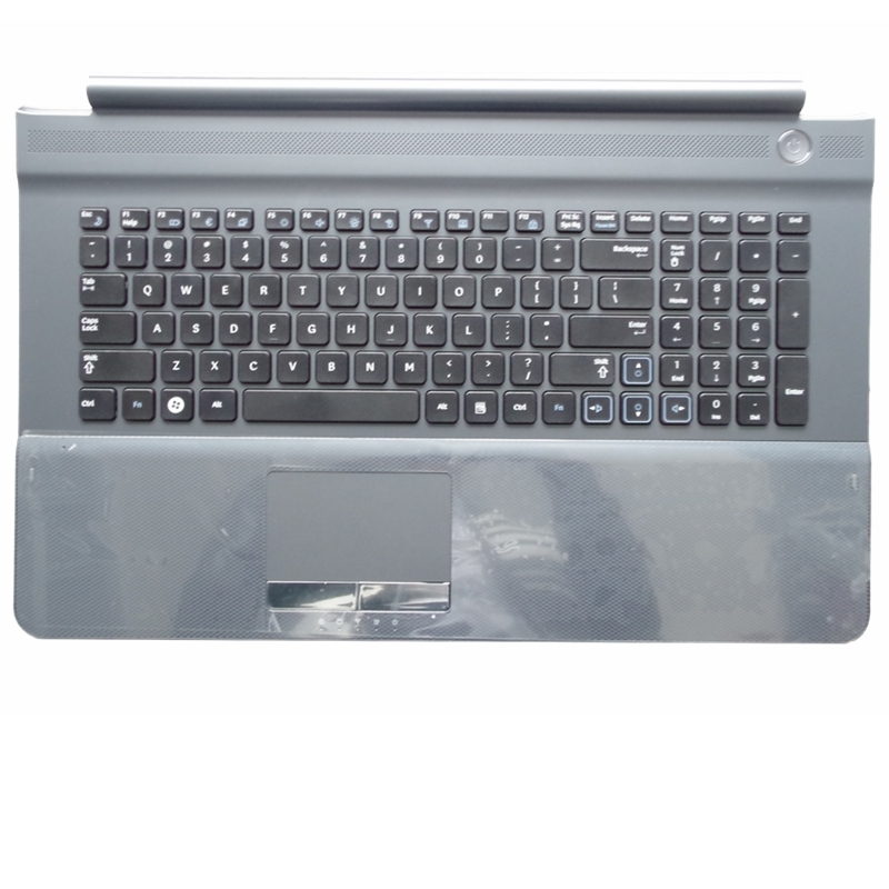 NEW Keyboard for SAMSUNG NP RC710 RC711 RC720 US Replace laptop keyboard with C shell