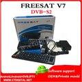 Freesat v7 powervu teclas biss receptor de satélite hd Freesat v7 receptor apoyo cam newca youtube usb