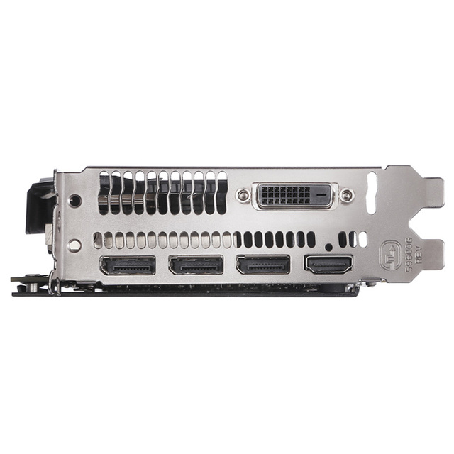 Yeston Radeon RX 580 GPU 8GB GDDR5 256 bit Gaming Desktop computer PC Video Graphics Cards support DVI/HDMI 4