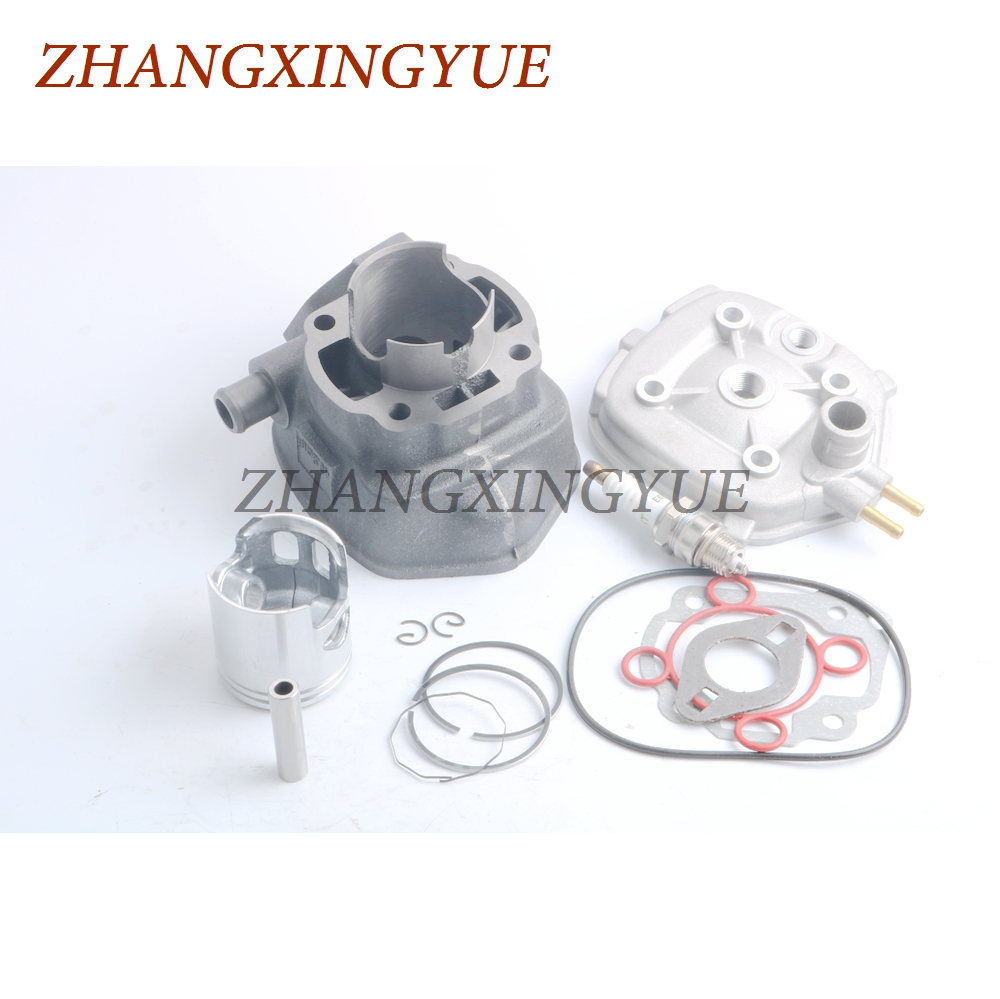 70ccm 47mm Cylinder Kit for Yamaha Aerox Jog RR 50 Water cooled gy6 80cc 47mm cylinder kit