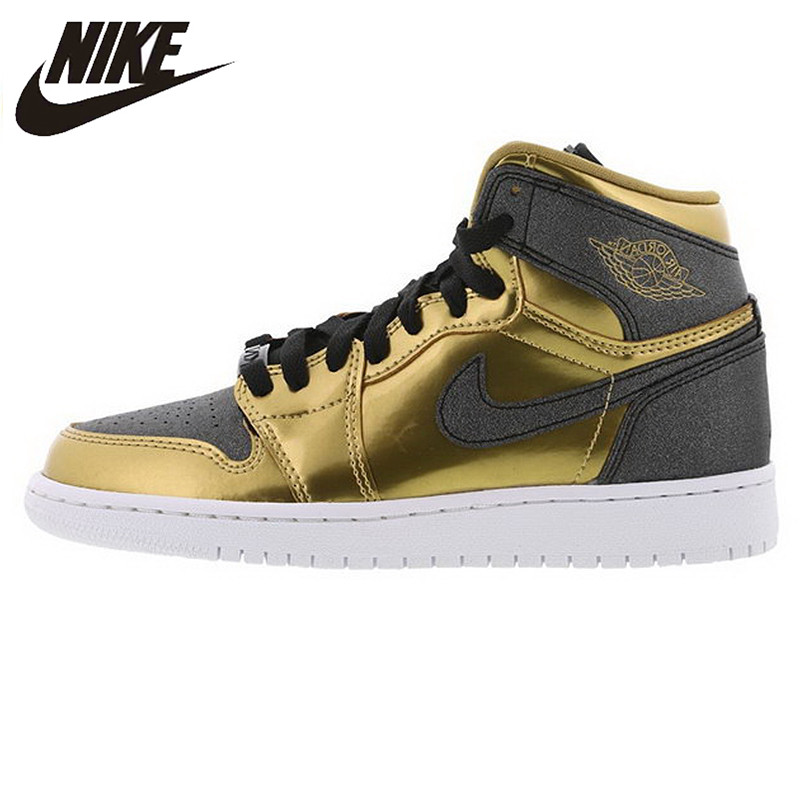 Back To Search Resultssports & Entertainment Nike Beacon Sports Air Jordan 1 Retro High Bhm Aj1 Black Mens Comfortable Slip Basketball Shoes Sneakers 909805 700 Good Companions For Children As Well As Adults