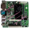 d2550 itx industrial motherboard 2 com vga hdmi dvi dual network firewall