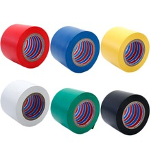 50mmX20m PVC Electrical Tape Waterproof Flame Retardent Insulation Insulating Adhesive Tape Cable Harness Wiring Loom Tape