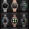 Luxury GW01 Sport Smart Watch IPS Round Screen Life Waterproof MTK2502 Stainless Steel Watch Wristwatch For Android IOS