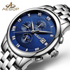 AESOP Fashion Watch Men Brand Automatic Mechanical Wrist Stainless Steel Wristwatch Male Clock Relogio Masculino Hodinky
