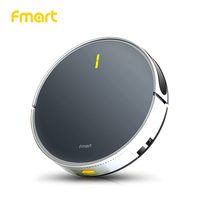 Fmart Robot Vacuum Cleaner App Control Suctio 3000 Pa Wet And Dry Anticollision Antifall Self Charge