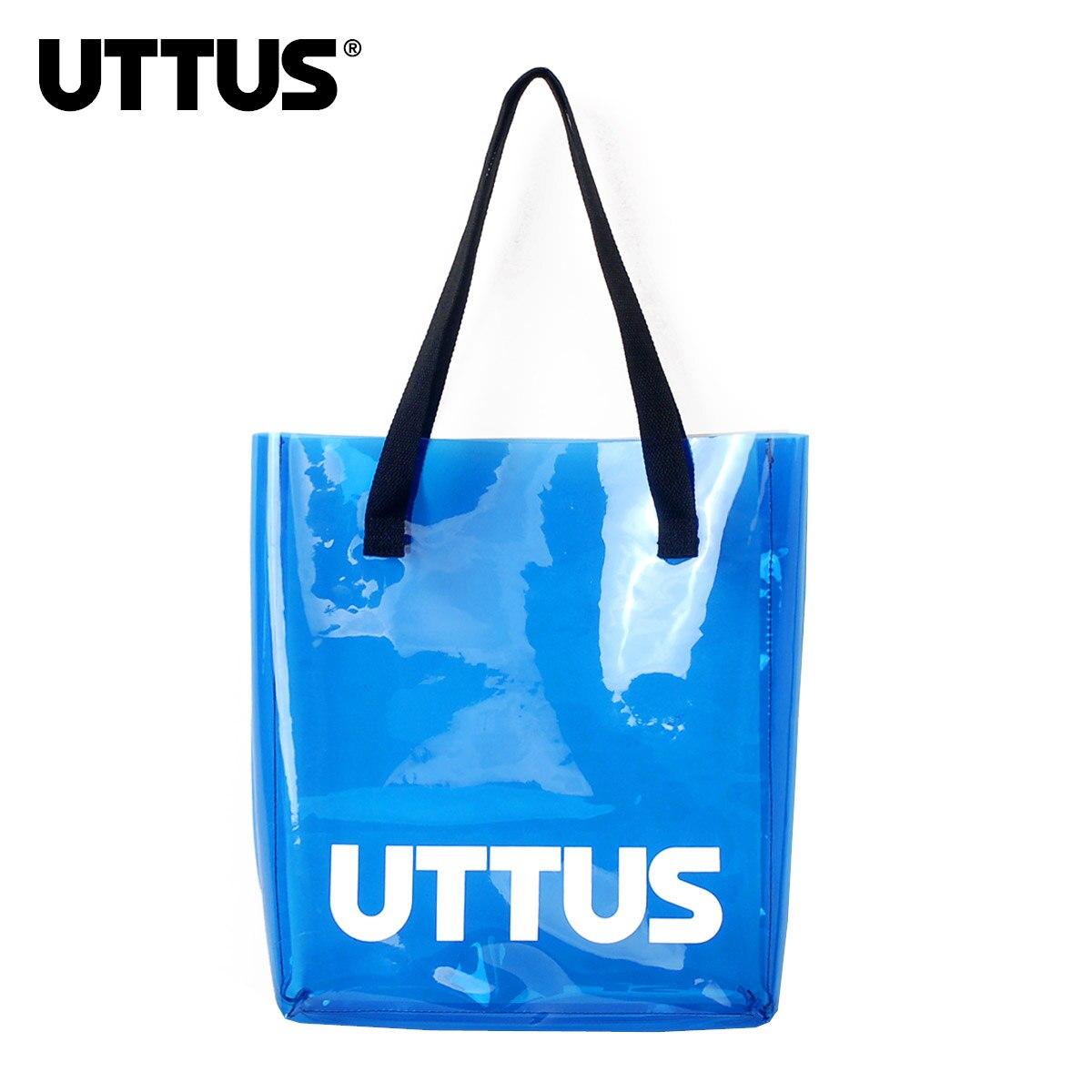 women summer beach bag plastic transparent jelly bag waterproof ...