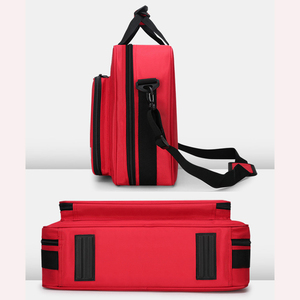 Image 5 - Empty First Aid Bag Nurse/Physician Medical First Responder Trauma Bag Emergency Kit for Home Factory Hospital