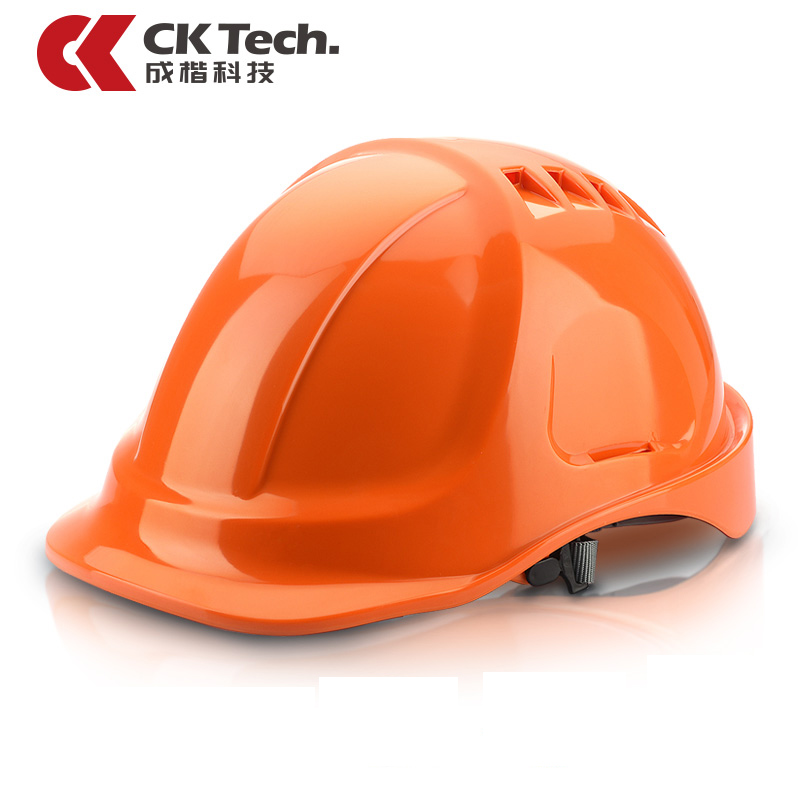CK Tech  Building Operations Safety Helmet  Anti Impact Hard Hat  Hard Worker Construction Working Building Helmet CapaceteNTC-4 high quality helmets hard hat y class of chinese standards safety helmets breathable abs anti smashing hard hats