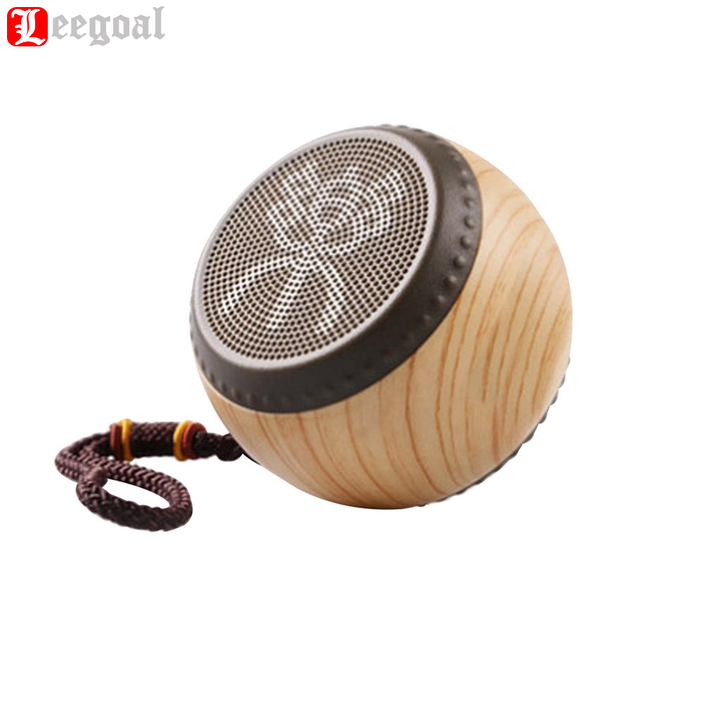 Chinese Style Character Mini Bluetooth Speaker Portable Wire