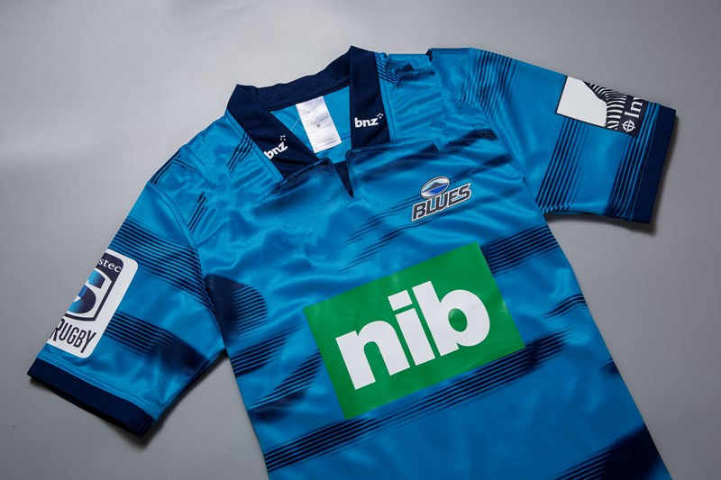 c305ee81416 ... 2019 New Zealand Super rugby Jerseys Chiefs Rugby Highlanders Super  Rugby Blues Away hurricanes training jersey ...