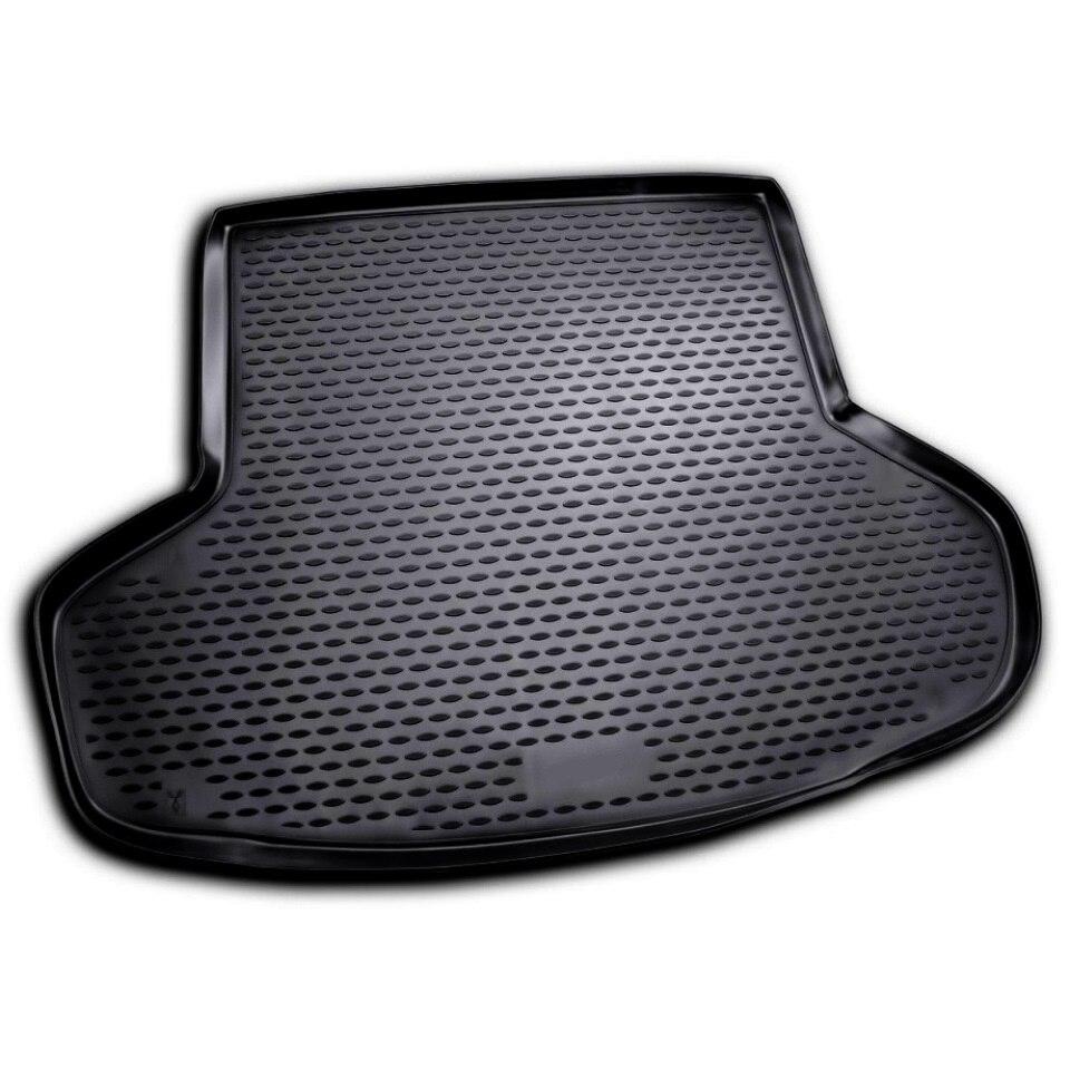 лучшая цена For Toyota Avensis WAGON 2009-2018 car trunk mat Element NLC4819B12