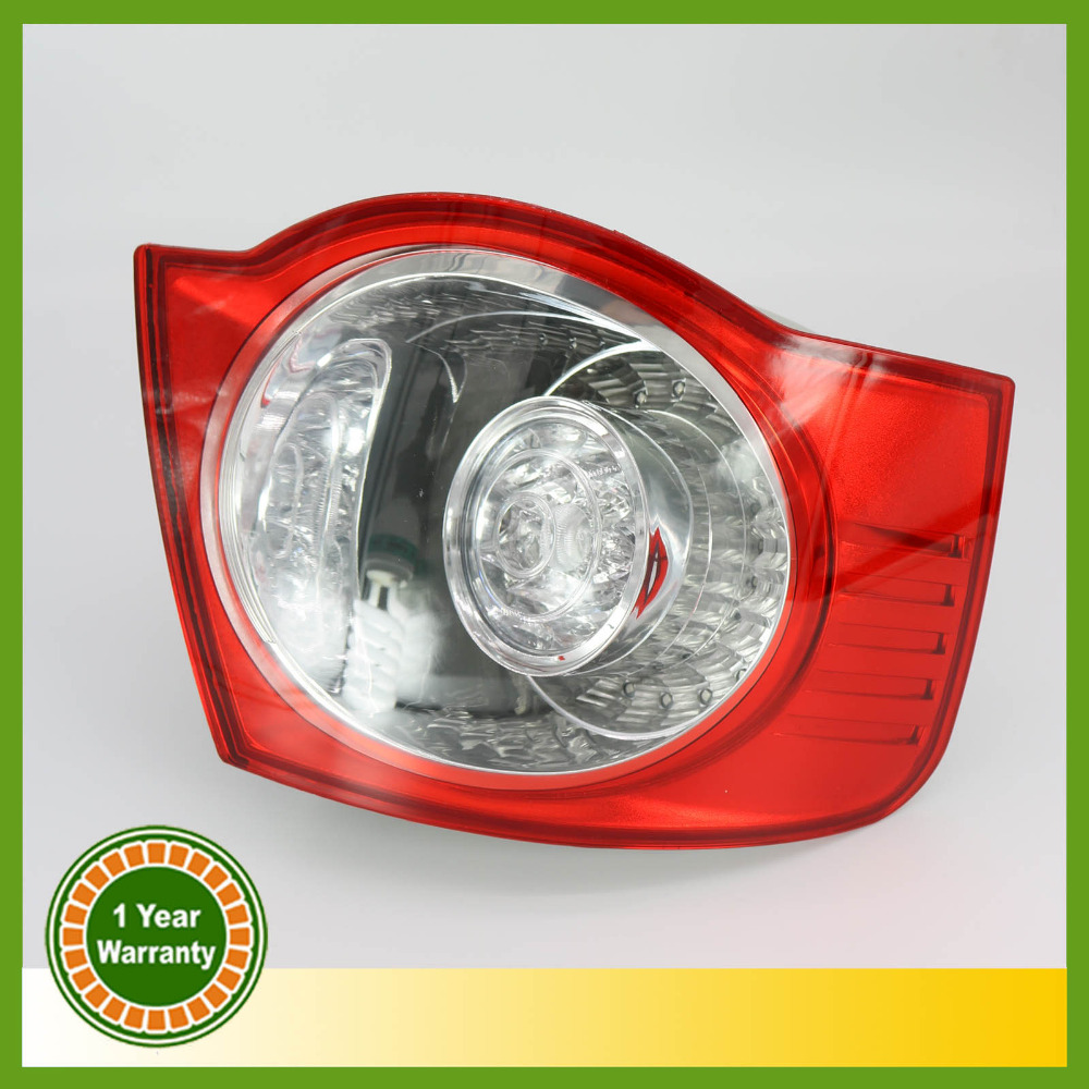 For VW Jetta 5 2005 2006 2007 2008 2009 2010 2011 LED Rear Tail Light Lamp Left Side Outer Left-hand Trafic Only free shipping for skoda octavia sedan a5 2005 2006 2007 2008 right side rear lamp tail light