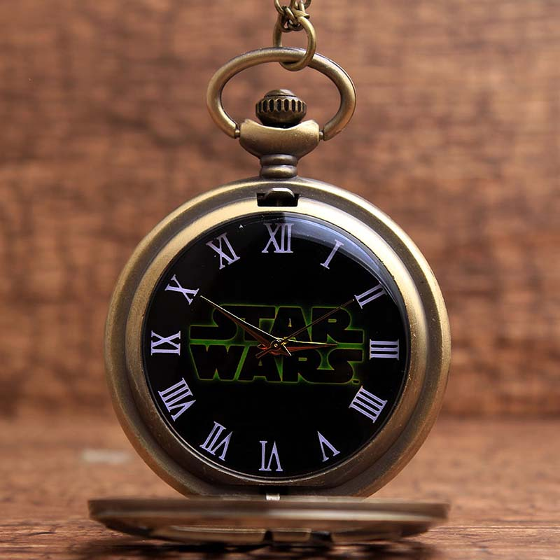 Star Wars Pocket Watch