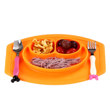 All-In-One Placemat For Kids