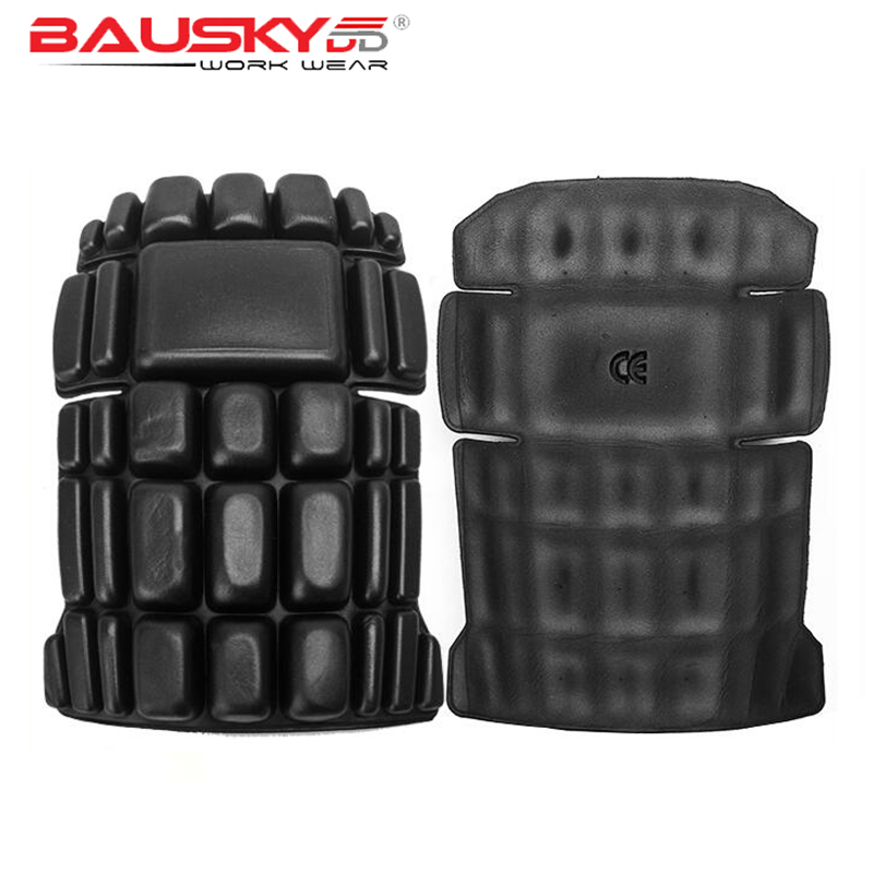 1 Pair/set Professional Knee Pads Safe EVA Knee Pads For Heavy Duty Work