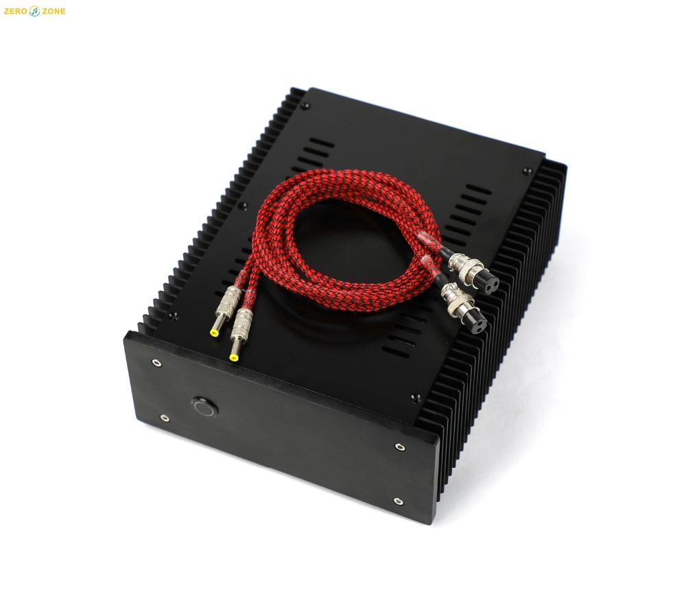 Douk 25/W USB dc5/V-24/V regolabile DC regolata alimentazione lineare HiFi audio