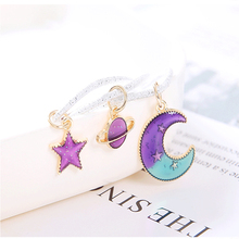 2019 new hair ring girl heart star rope tie rubber band head small fresh accessories