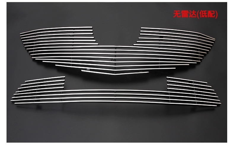 Front grille trims for Mazda CX 5 2014 2015 aluminum alloy 2pcs/set  auto exterior accessories exterior auto accessories auto accessories accessori auto - title=
