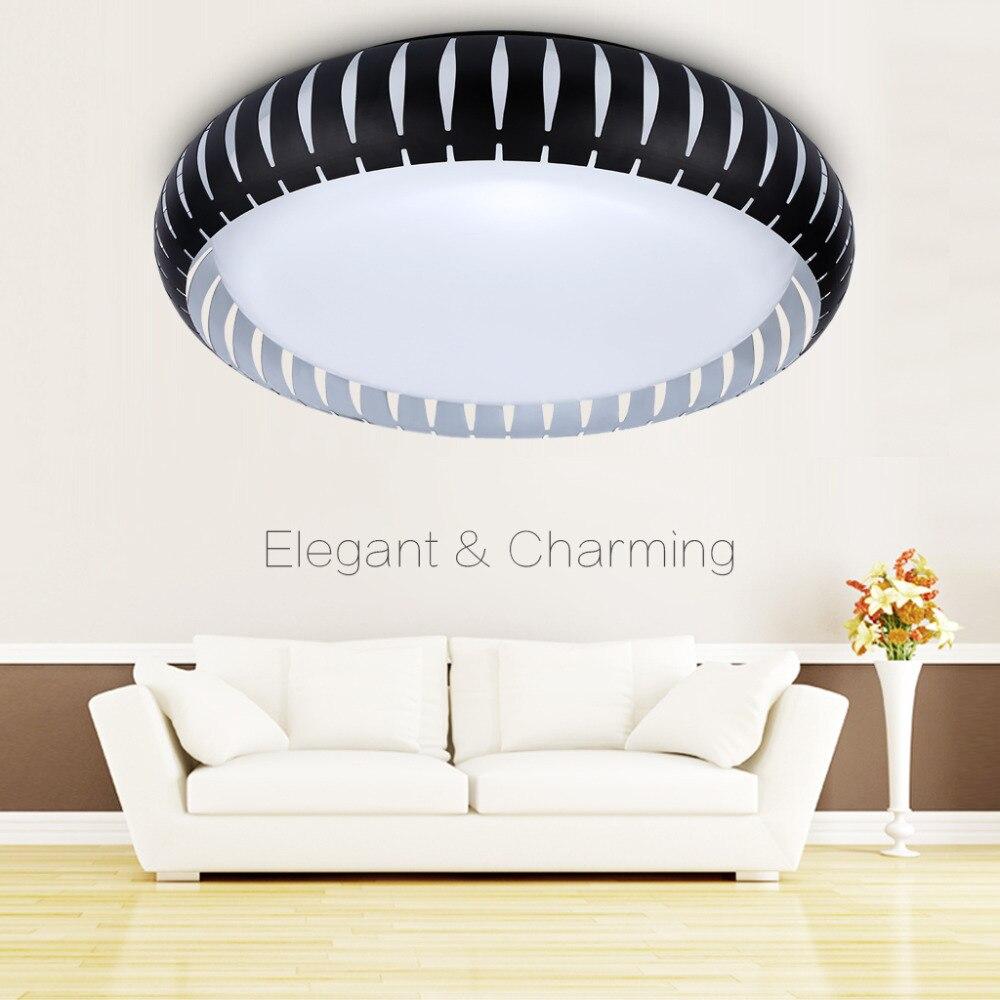 30w Modern Round Led Ceiling Light Indoor Light Ceiling
