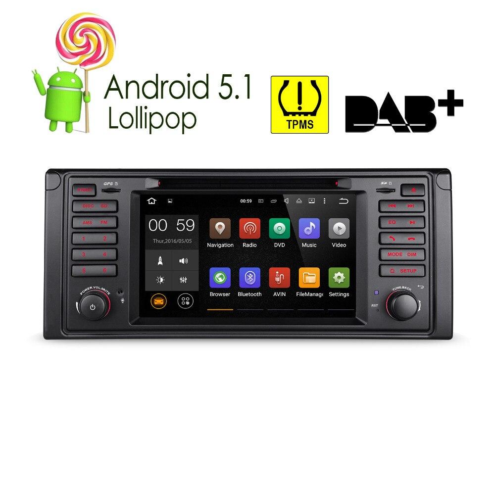 xtrons 7 39 39 android 5 1 radio 1 din gps navigation car dvd. Black Bedroom Furniture Sets. Home Design Ideas