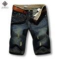 El Envío Gratuito! 2016 Hombres Del Verano Pantalones Vaqueros Cortos de Los Hombres Pantalones Cortos de Moda de Los Hombres de Gran Venta de Verano Ropa Nueva Marca de Moda de Los Hombres de Corto pantalones