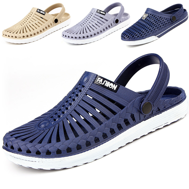 Non-slip Doctor Slippers Summer Operating Room Shoes Men Medical Shoes Hospital Laboratory Dental Clinic Pharmacy Work Sandals