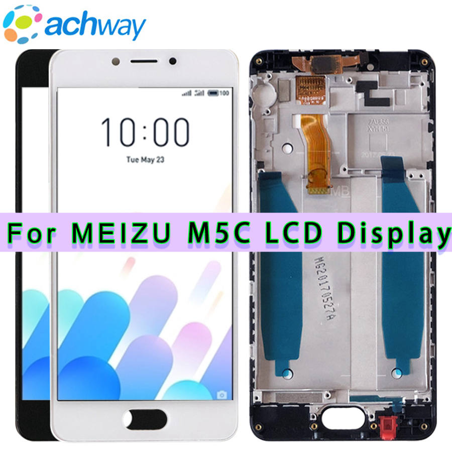 Original Tested Screen Meizu M5C LCD Touch Screen Digitizer Assembly MEIZU A5 Display 5C m710h LCD Replacement Parts Free ShoppOriginal Tested Screen Meizu M5C LCD Touch Screen Digitizer Assembly MEIZU A5 Display 5C m710h LCD Replacement Parts Free Shopp
