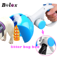bolux-dog-supplies-dog-pooper-scooper-long-handle-scoop-portable-for-cats-dog-outdoor-carrier-great-in-grasshome-pet-products