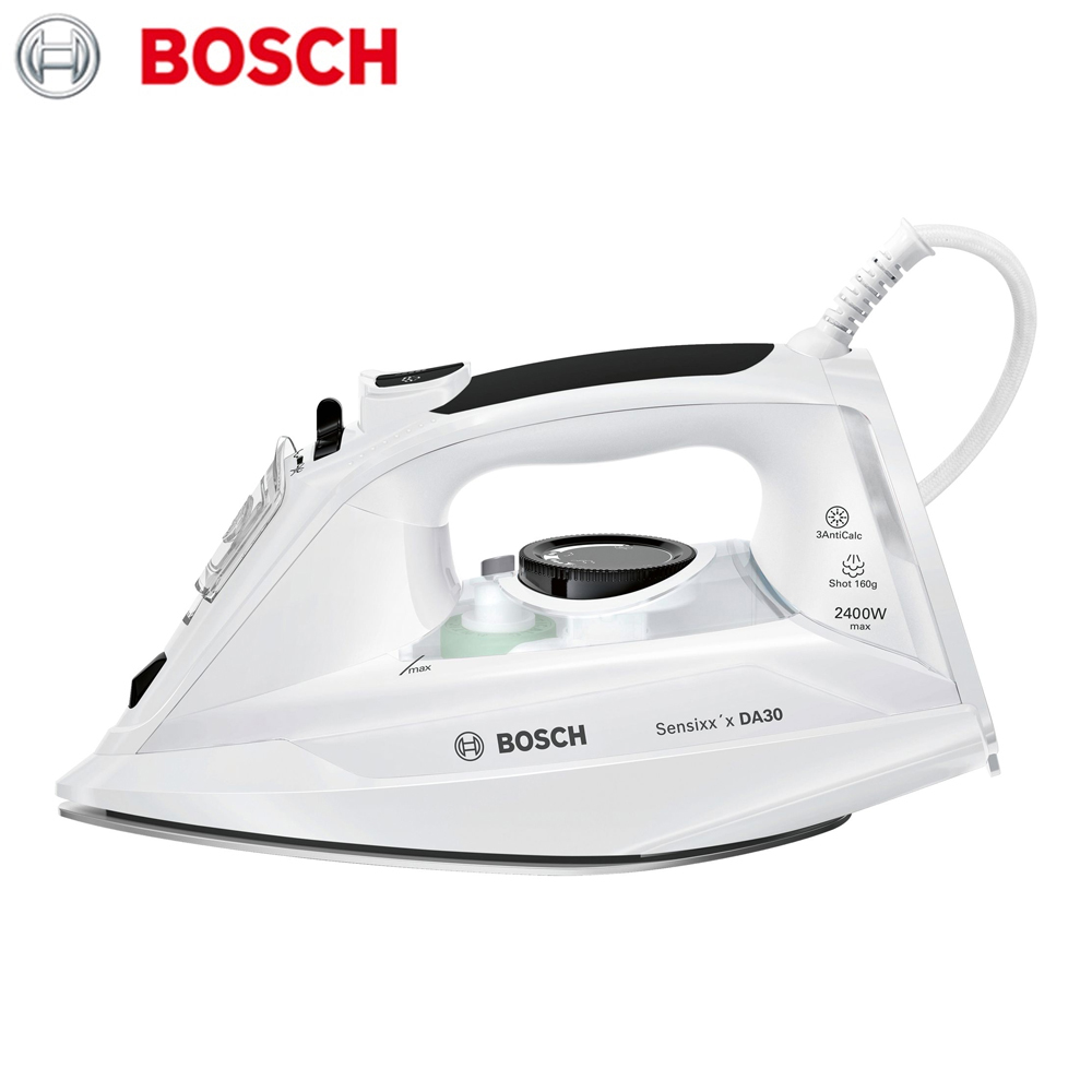 лучшая цена Electric Irons Bosch TDA3024050 household appliances laundry steam iron ironing clothes