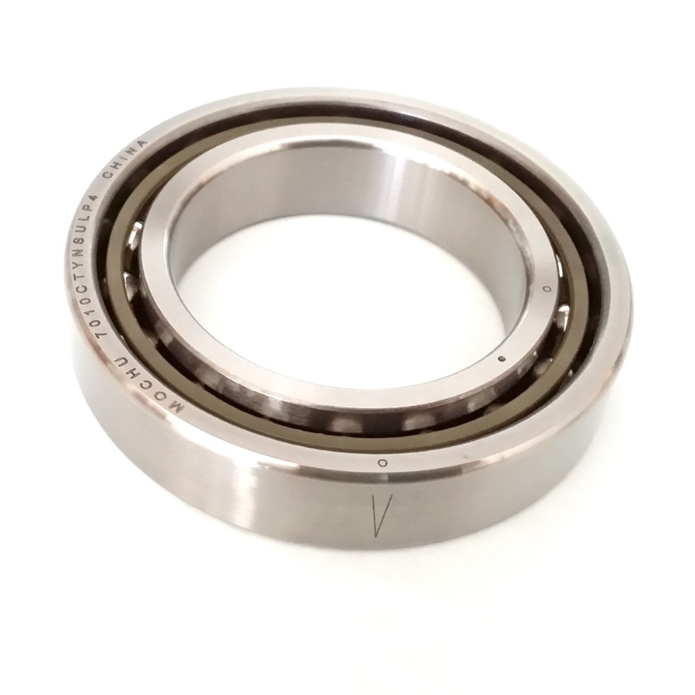 1PCS MOCHU 7010 7010C 7010CTYNSULP4 50x80x16 ABEC 7 Angular Contact Ball Bearing CNC Universal Arrangement Metric