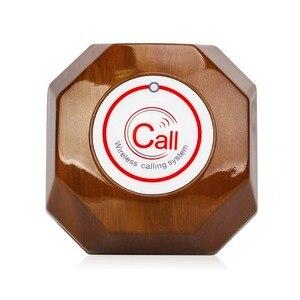 Image 5 - Retekess אלחוטי קורא מערכת שעון מקלט + 10 שיחת כפתור הביפר מסעדה ציוד עבור מהיר מזון משרד קפה F3288B