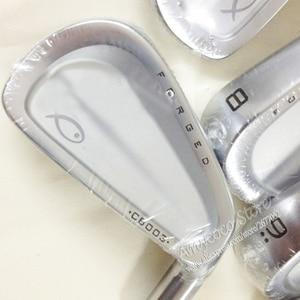 Image 5 - 新しいゴルフヘッド CB 003 鍛造ゴルフアイアン 3 9P 右利きアイアンヘッドセットなしゴルフシャフト Cooyute 送料無料
