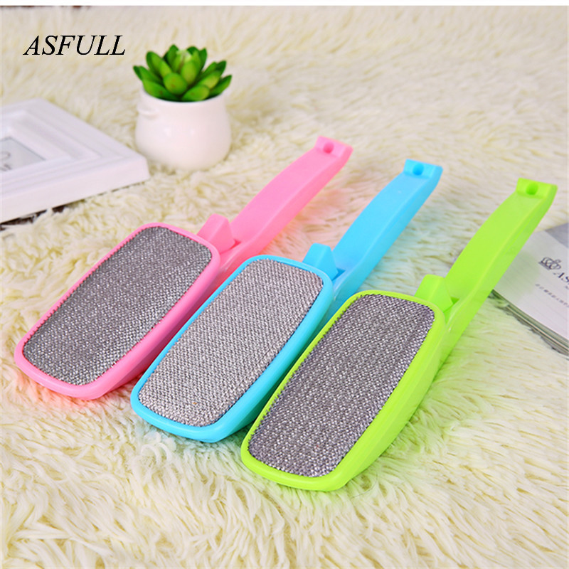 Dry CleaningHot Sale Magic Lint Dust Hair Clothing Anti static dry cleaning brush cleaning brush window cleaning magnets aquapel