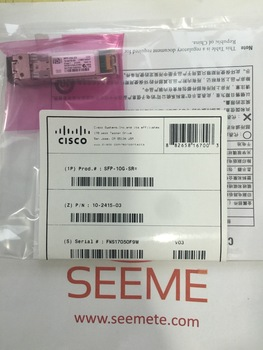 Original SFP-10G-SR SFP 10G 850NM 0.3KM V03 original new module SFP fiber optic