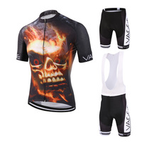 VAGGE Promotion Cycling Wear For Men Shorts Sleeve Bike Clothing Cycle Clothes Wholesale Pro Team Bicycle