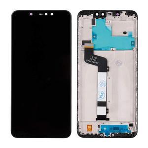 Image 5 - Pantalla LCD para Xiaomi Redmi Note 6 Pro, con Marco, Digitalizador de pantalla táctil, piezas de reparación, novedad de 100%