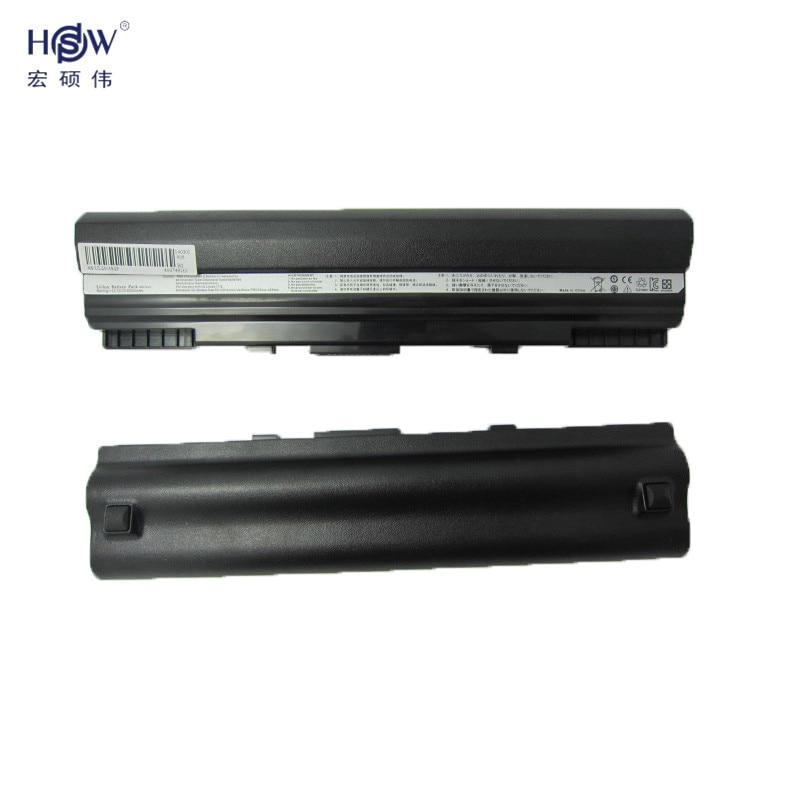 HSW 5200MAH Battery For Asus Eee PC 1201 1201HA 1201K 1201N 1201NL 1201T UL20A 9COAAS031219 90-NX62B2000Y A32-UL20 UL20G PRO23 pitatel bt 174 аккумулятор для ноутбуков asus ul20 ul20a eee pc 1201n